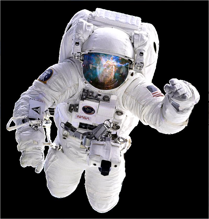 astronaut image transparent